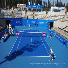 China Cheapest 2017 Hot Sale PVC Rolling Tennis Floor