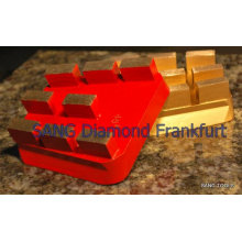 Diamond Frankfurt para el pulido (SG01056)