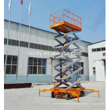 Electric Scissor Hydraulic Lifting Platform Electric Scissor Hydraulic Lifting Platform