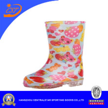 Waterproof Kids PVC Boots Children Shoes