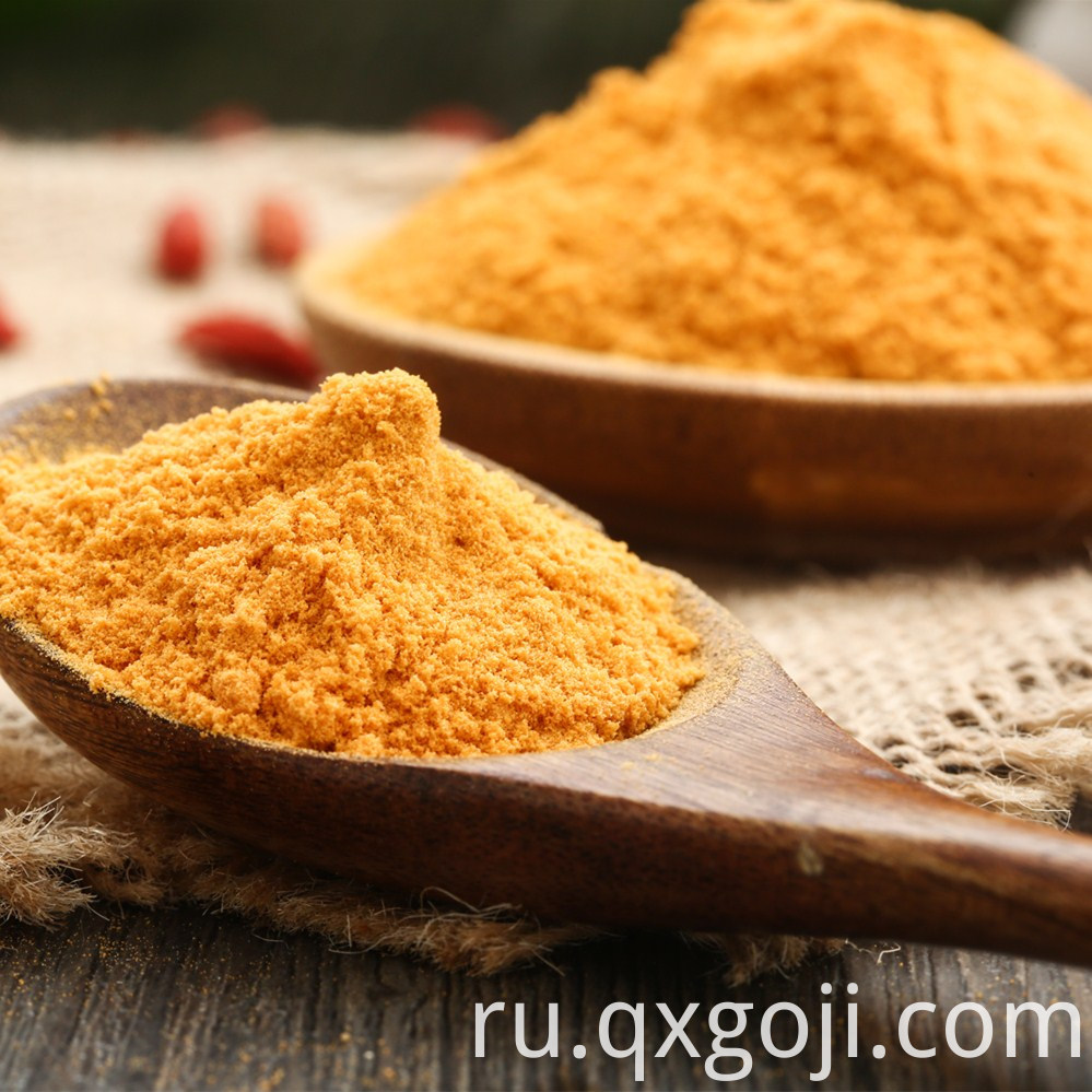Spray-drying Goji Berry Powder