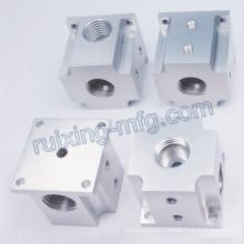 High Precision CNC Milling Oil Sensor Block From 7075 Aluminum