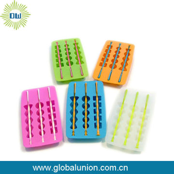 Custom Silicone Ice Cube Tray