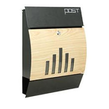 Solar Mailbox (NLK-MB-008)