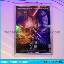 Novo Design LED Slim Poster Light Box Frame