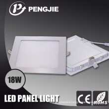 18W SMD2835 Square LED Panel Light