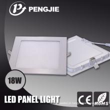 Luz de painel quadrada do diodo emissor de luz de 18W SMD2835
