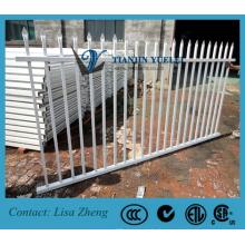 Clôture résidentielle revêtue de PVC Hot Sale (YL-1104Z)