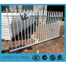PVC Coated Residential Fence Hot Sale (YL-1104Z)