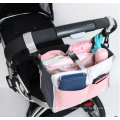Pink baby cute diaper bags nappy organizer mommy bag