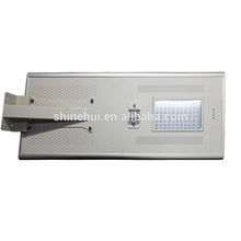 80 watt led street light led integrated solar street light with high quality