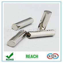 leistungsstarke diametral magnetisierte Zylinder magnet
