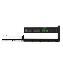 Pipe Square/Round Tube Fiber CNC Laser Cutter