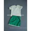 2016 China Dress Hersteller billig Neugeborenen Baby Kleidung gesetzt
