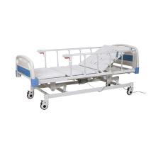 Lit d'hôpital électrique/manuel d'ABS Lit de soins médicaux