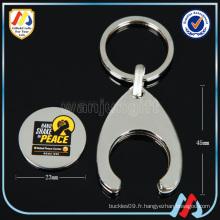 Porte-monnaie flottante personnalisée Porte-clés