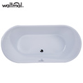 Be Like Girlfriend Soomth-Touching Best Acrylic Soaking Bathtub (WTM-02522)