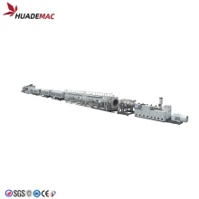 HDPE submersible column pipes production line