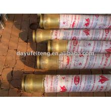 Tuyau en caoutchouc pour pompe à béton