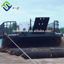Fishing ship moving inflatable marine rubber airbag