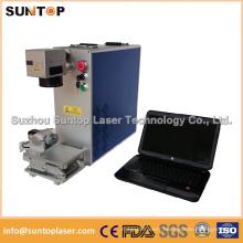 Metal Laser Marker/Portable Small Fiber Laser Marker/Laser Metal Marking Machine