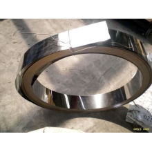 Customized Size Cold Rolled / Hot Rolled Stainless Steel Strip 304 316l For Storage Tanks
