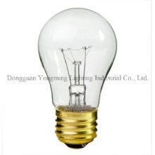 A15 48mm E26 / E27 Standard Clear Glühlampe