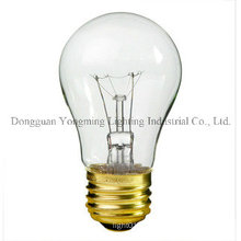 A15 48mm E26/E27 Standard Clear Incandescent Bulb