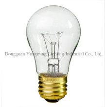 A15 48mm E26 / E27 Lâmpada Incandescente Transparente Padrão