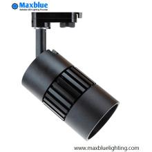 Alta calidad y brillo estupendo 100lm / W COB LED pista de luz de techo
