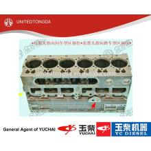 Bloque de cilindros original Yuchai YC6A A30-1002015 * para autobuses y camiones