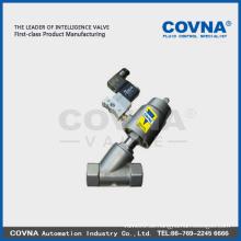Kunststoff-Kopf-Winkel-Sitzventil, Heißwasser-Magnetventil, Magnetventil Wasser