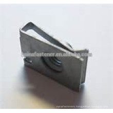 Manufacturer directly supply m6 cage nut,cage nut m6
