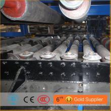 F Máquinas multifuncionais de linha de produção de painéis em sanduíche de aço a cores