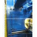 Гидравлический листогибочный станок WC67Y-125X4000 / гидравлический листогибочный пресс