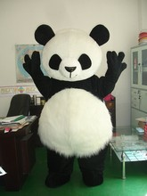 Lovely Panda Mascot Costume Fancy Party and Commercial Activities Supply Adult Size