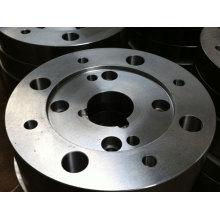 Bride de vanne en acier inoxydable pour vanne à bille (RF)