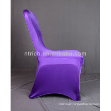 table cloth chair cover,Lycra/Spandex chair cover with sash for wedding and banquet