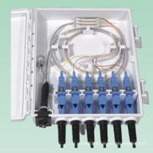 Caixa de Terminais de Fibra Óptica (FTB Modelo 6A)