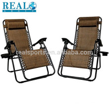 Zero Gravity Chair Travel Adjustable Lounger chair High Quality Hot Sale