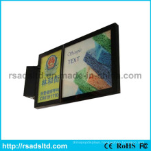 Double Sided Energy Saving Solar Slim Light Box