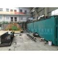 Alta Qualidade Hidráulica Roller Press Lime Powder Briquetagem Máquina