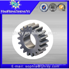 Finishing steel spur gear Tianjin manufacturer