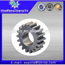 Acabamento de engrenagem de aço inoxidável Tianjin fabricante