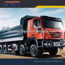 Camion à benne basculante Iveco 420HP Cursor Engine
