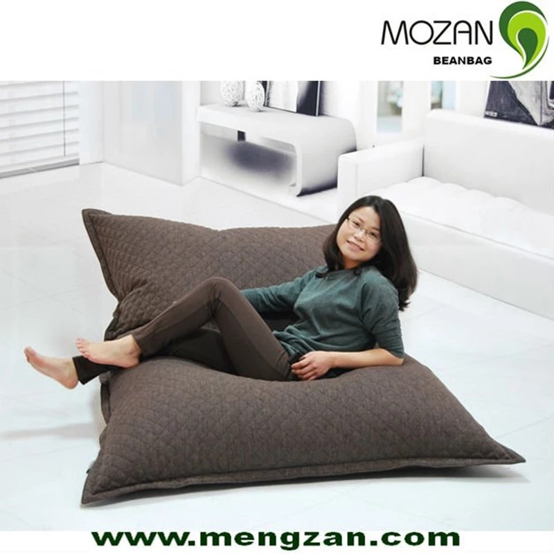 Hotel bean bag customized sofa bed for adult wholesale comfortable bean bag