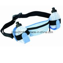 Sport Radfahren Sicherheit Taschen Tasche 2- Wasserflaschen Taille Tasche
