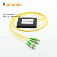 1310-1550Nm Plastic Box 1X3 FBT Coupler