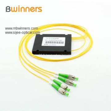 Coupleur 1X3 FBT en plastique de la boîte 1310-1550Nm