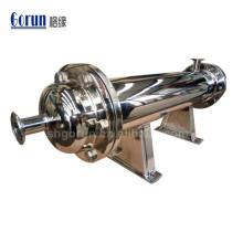 Intercambiador de calor de tubos y tubos de alta eficiencia
